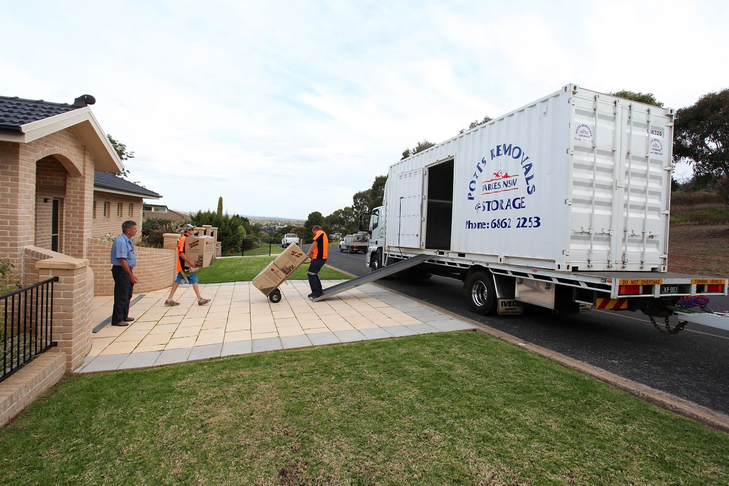 Potts Removals & Storage